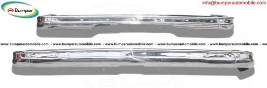Бампер БМВ Е21 (1975 - 1983) из нержавеющей стали