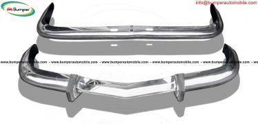 BMW 2800 CS bumper kit (1968-1975)