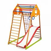 Дитячий спортивний комплекс для дому KindWood Plus 1