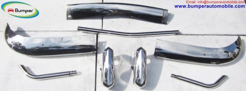 Фольксваген Карманн Дпа типу бампера (1955 – 1971)