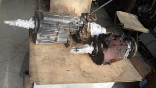 Gear box for GAZ-24 and GAZ-21