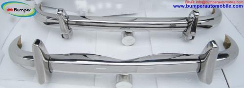 Mercedes Ponton 220S W180 bumper (1954-1960)