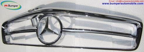 Мерседес W113 Передня Решітка (1963-1971)