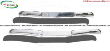 Мерседес W136 170 глаг бампер комплект (1952-1953)