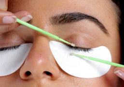 Online courses on eyelash lamination