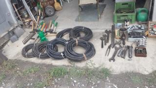 Продам шланги высокого давления . Электро кабель