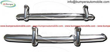 Rolls Royce Silver Cloud bumper set (1955-1958)
