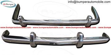 Rolls Royce Silver Shadow bumper set (1965-1977)