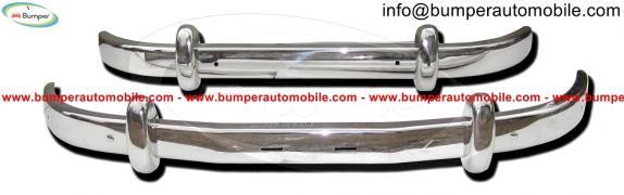 Сааб 93 бампер (1956-1959) из нержавеющей стали