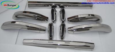 Сааб 96 бампер комплект длинноносых (1965 – 1970)