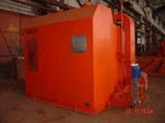 Steam boiler E1-9 E1.6-9 E2.5-9