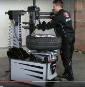 Tire changers, tire stands from Germany АТН52+АТНW22