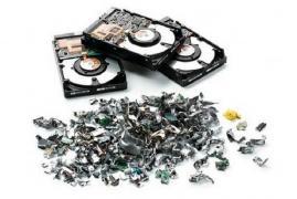 Уничтожение жестких дисков