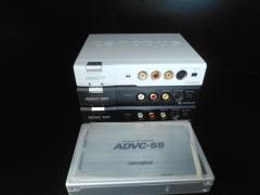 Videoconverter Canopus ADVC-55, ADVC-100, ADVC-110